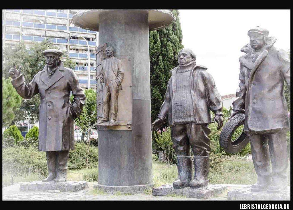 Памятник Мимино
