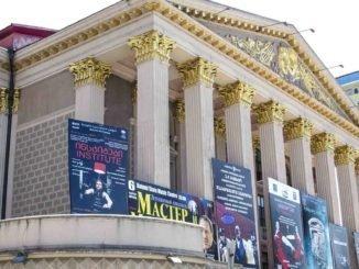 театры грузии