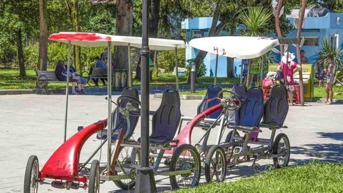 Велосипеды в Батуми