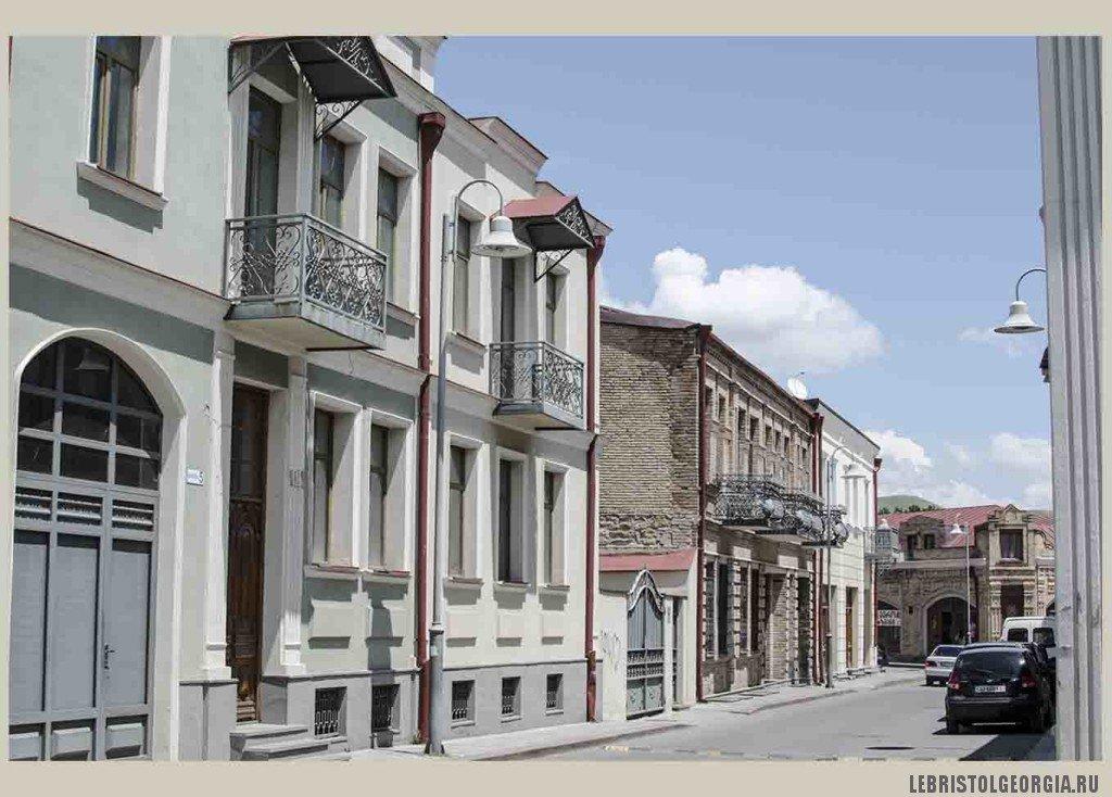 улица Важа Пшавела
