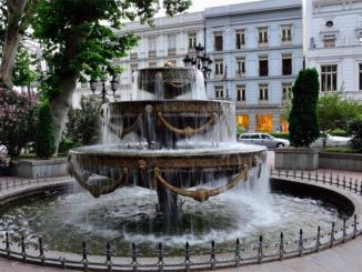 Сквер Пушкина