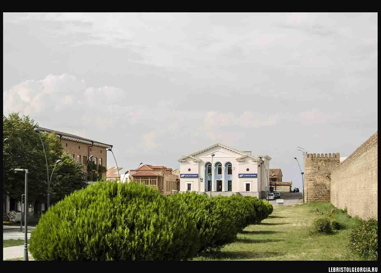 крепость Телави: Батонис-Цихе