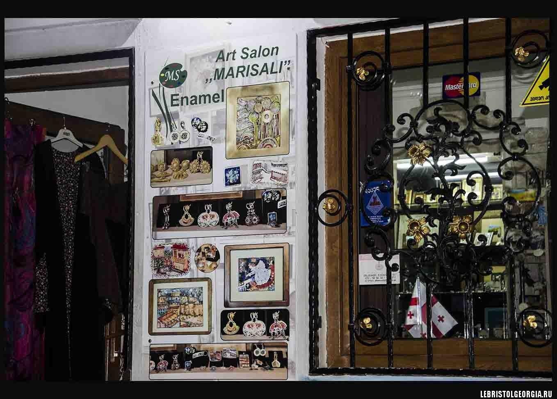 Тбилиси: улица Ираклия II