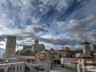 замок Джакели в Ахалцихе