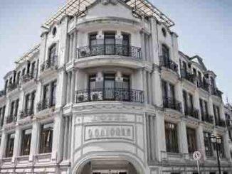 O GALOGRE HOTEL