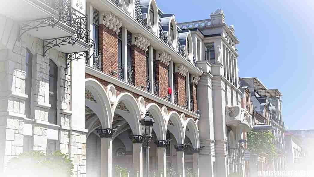 Архитектура площадь Пьяцца
