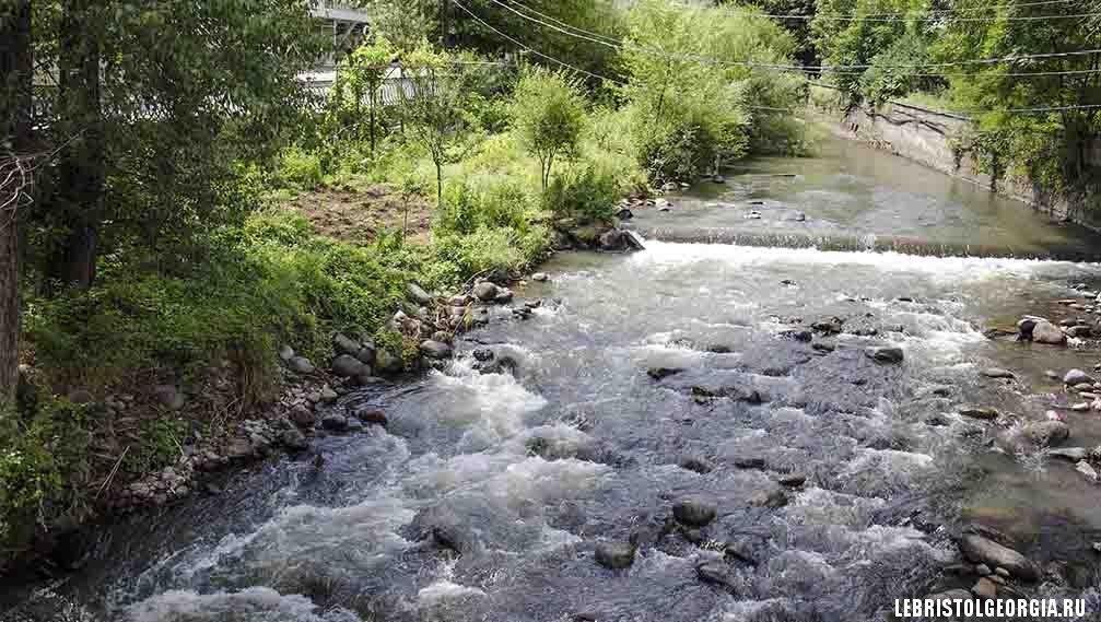 Боржоми река