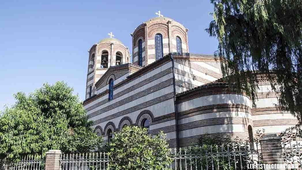 батуми храм святого николая