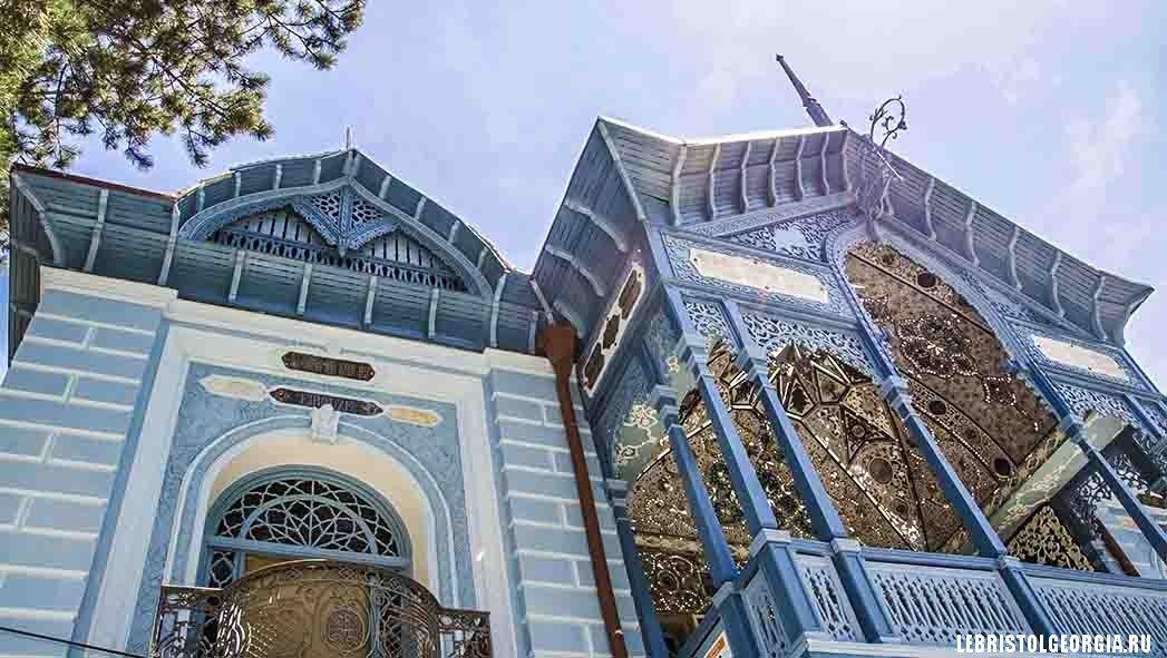 дом Мирза Риза Хана в Боржоми