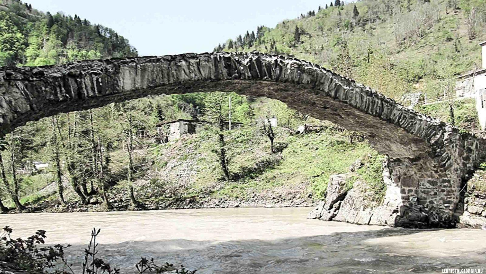 земляной мост батуми