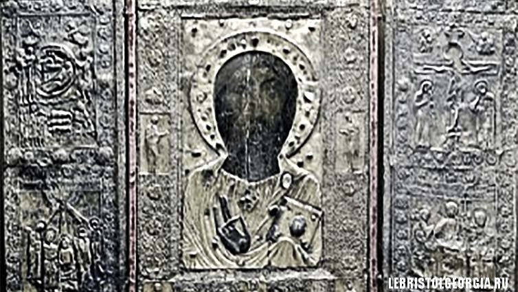 икона спасителя храм анчисхати