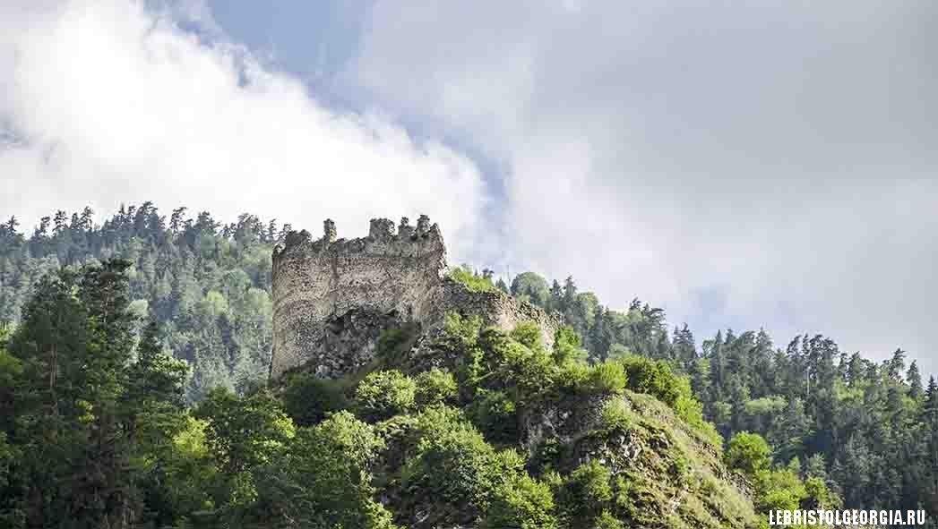 крепость Петре в Боржоми
