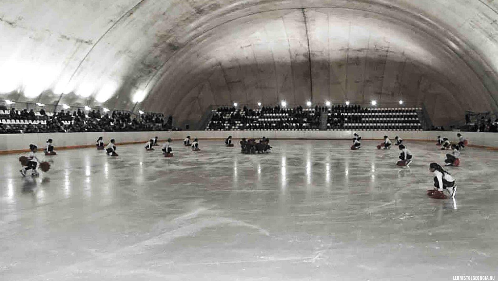 ледовый дворец батуми