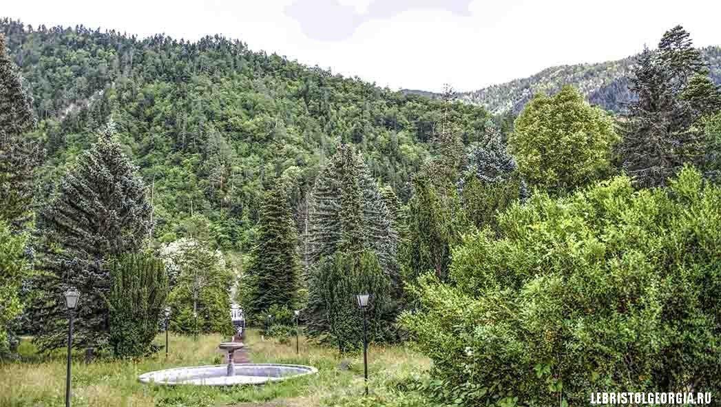 парк в Ликани