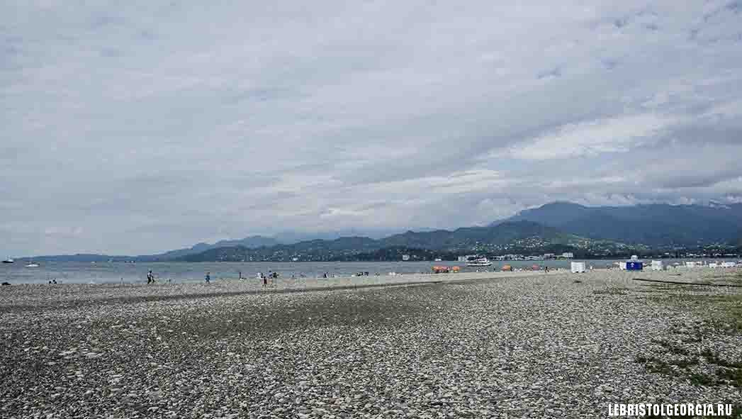 побережье батуми