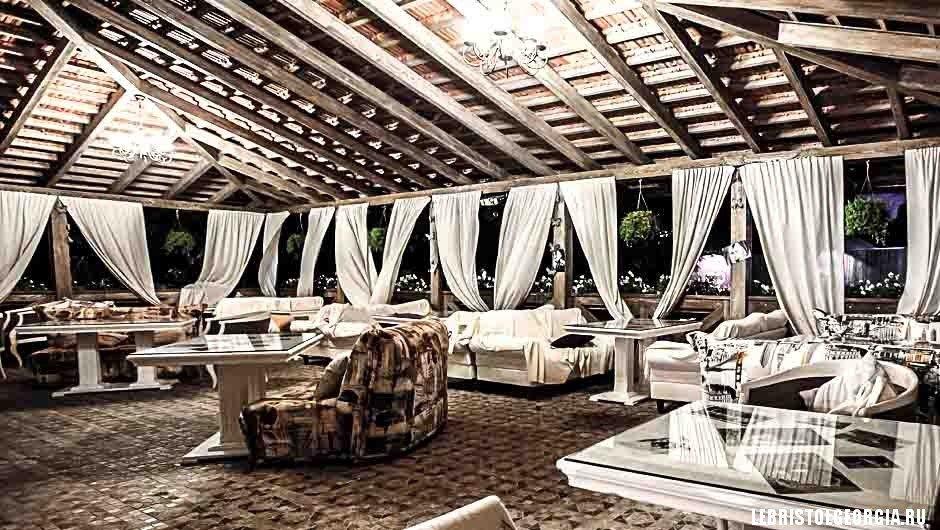 ресторан сохо в батуми