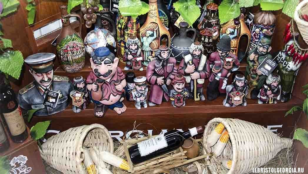 сувениры из Батуми