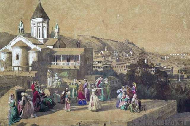Старый Тифлис
