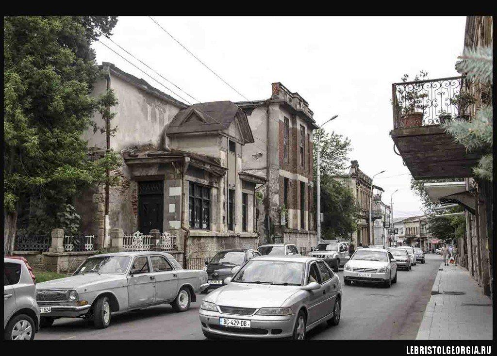 Улицы Кутаиси