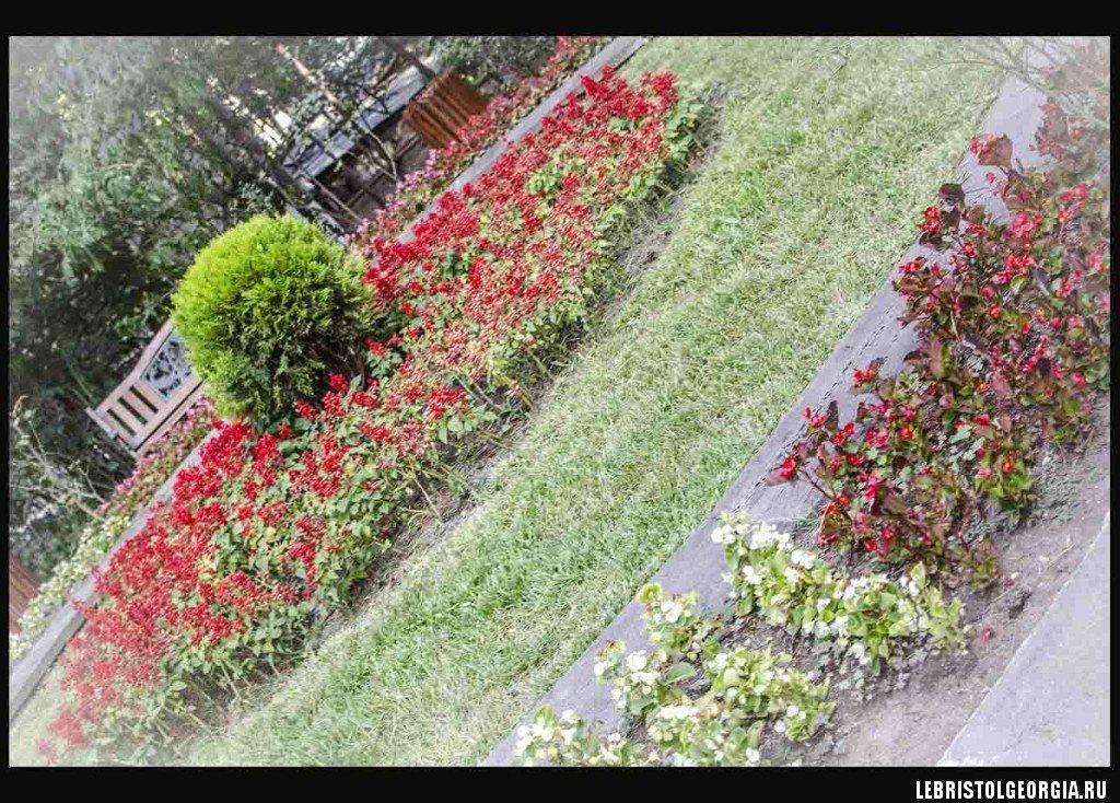 Парки в Тбилиси