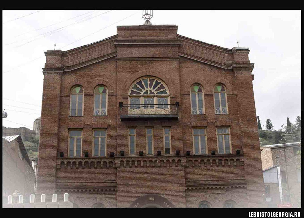 фото достопримечательностей Тбилиси