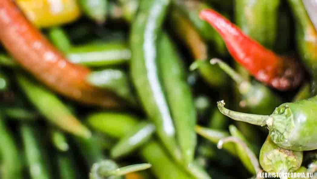 овощной базар в Батуми