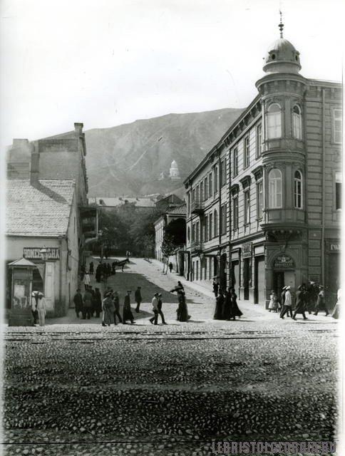 улица Лагидзе