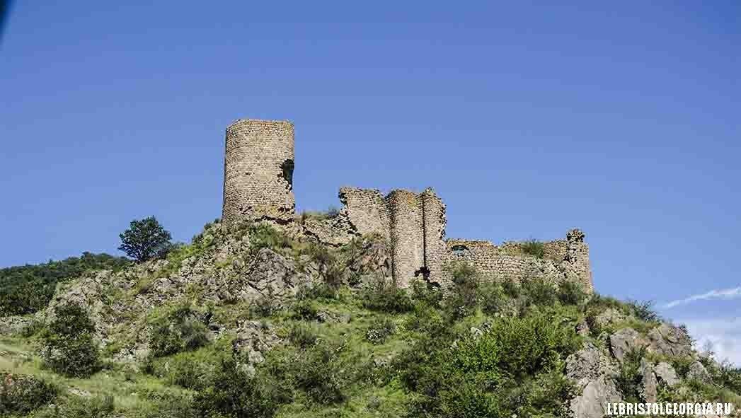 Боржоми крепость Петре