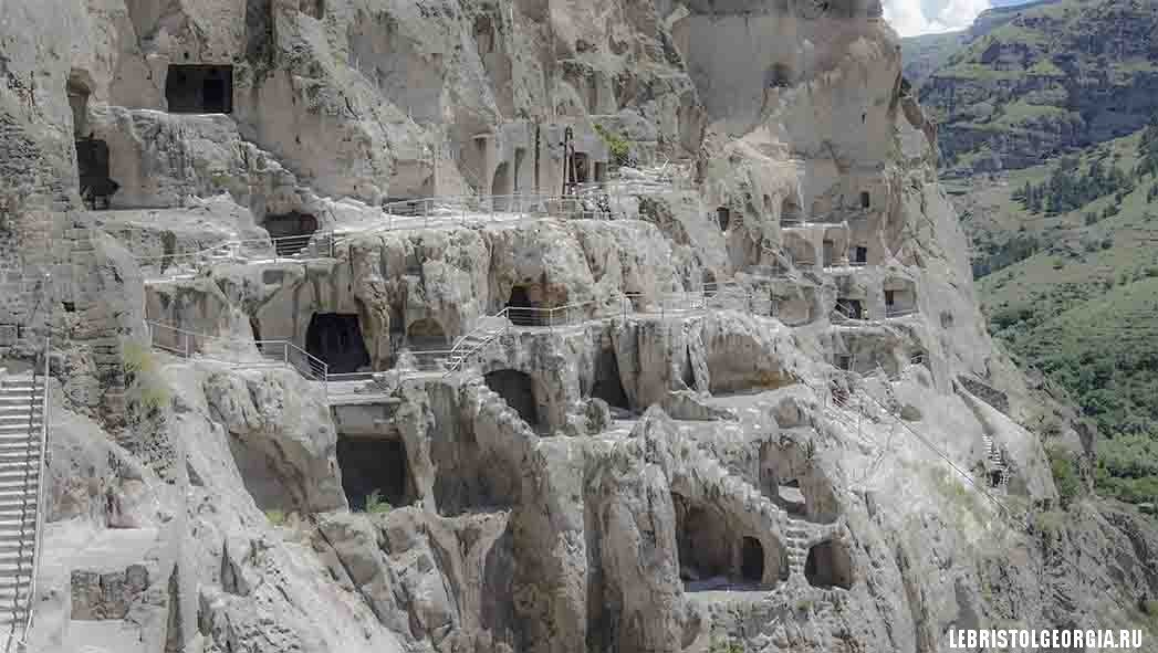 Вардзия пещеры
