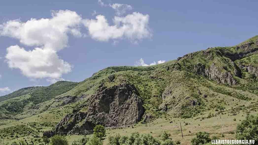 Кавказ Грузия
