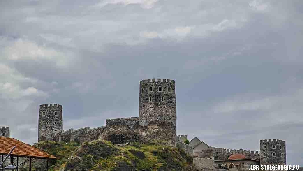 город Ахалцихе крепость Рабат