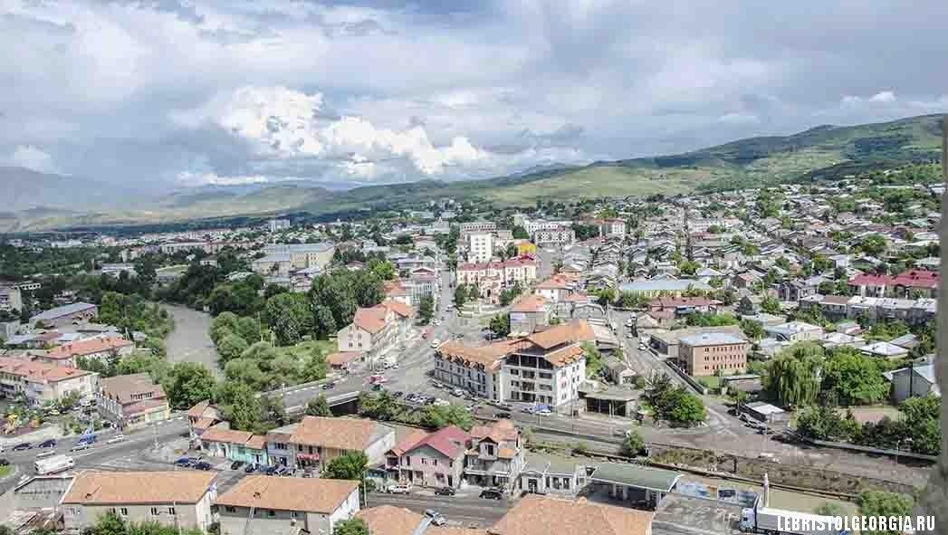 город Ахалцихе