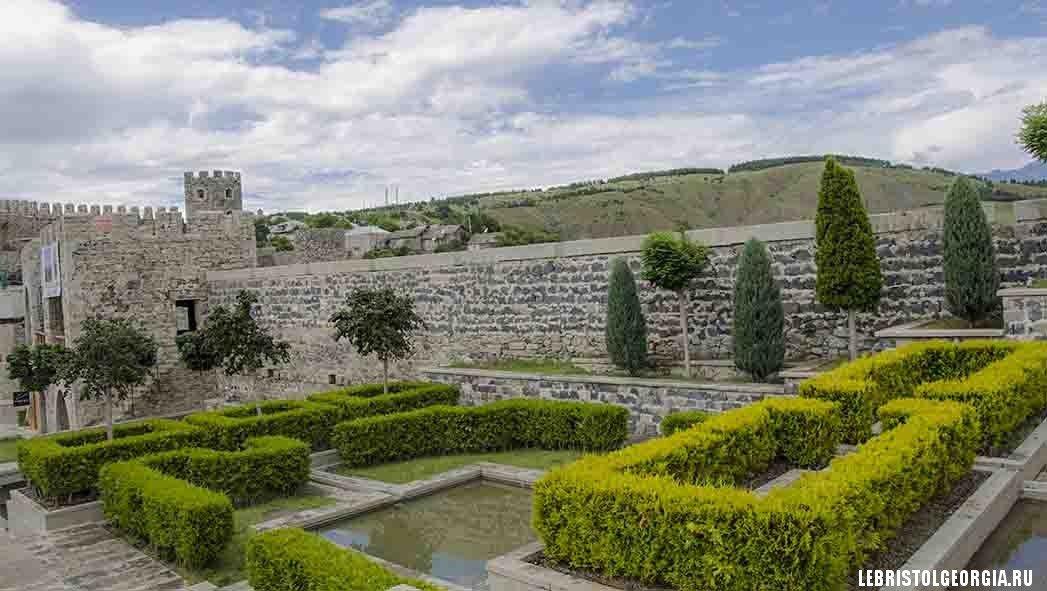 крепость Рабат территория