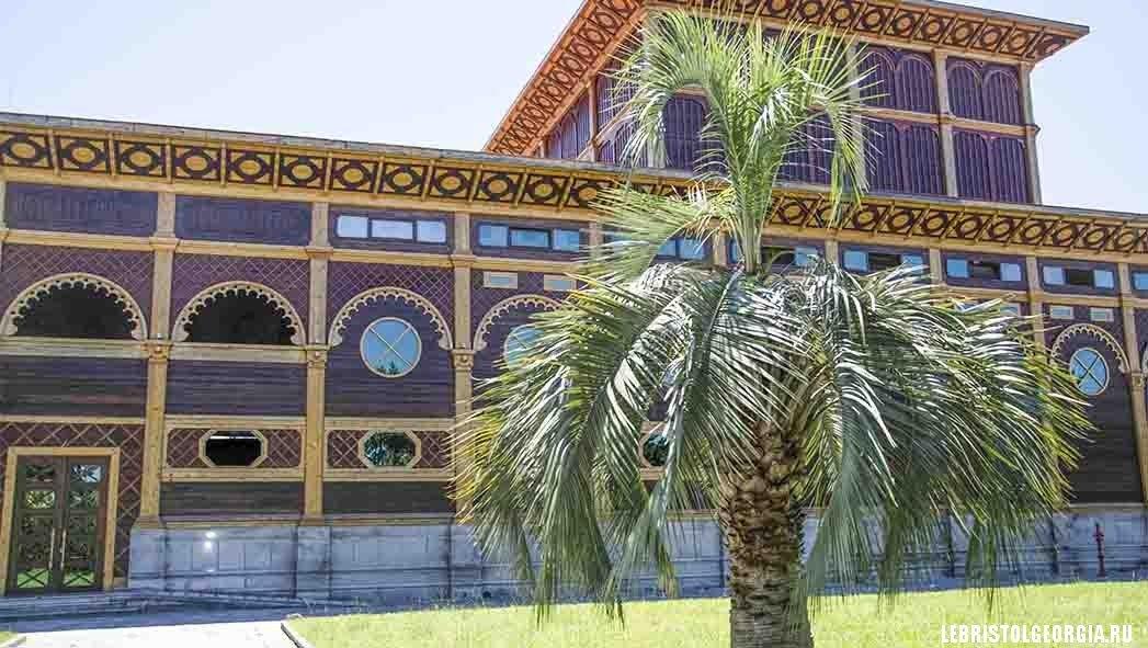 летний театр батуми