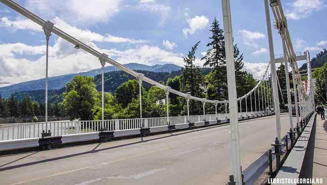 мост Боржоми