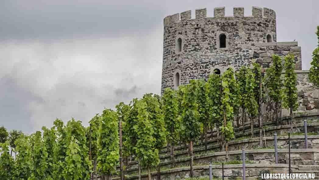 стены крепости Рабат