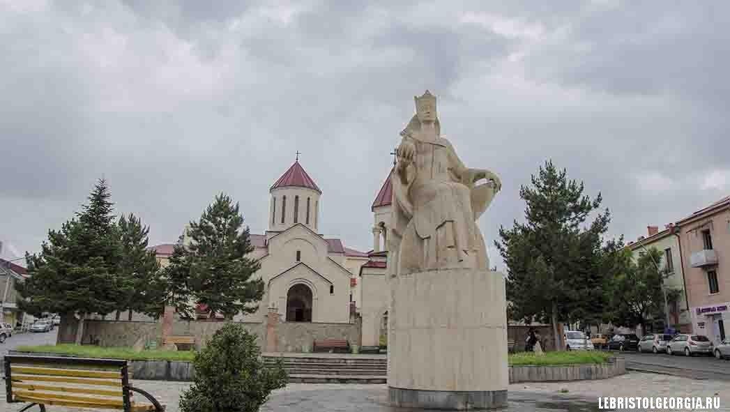 царица Тамара Грузия