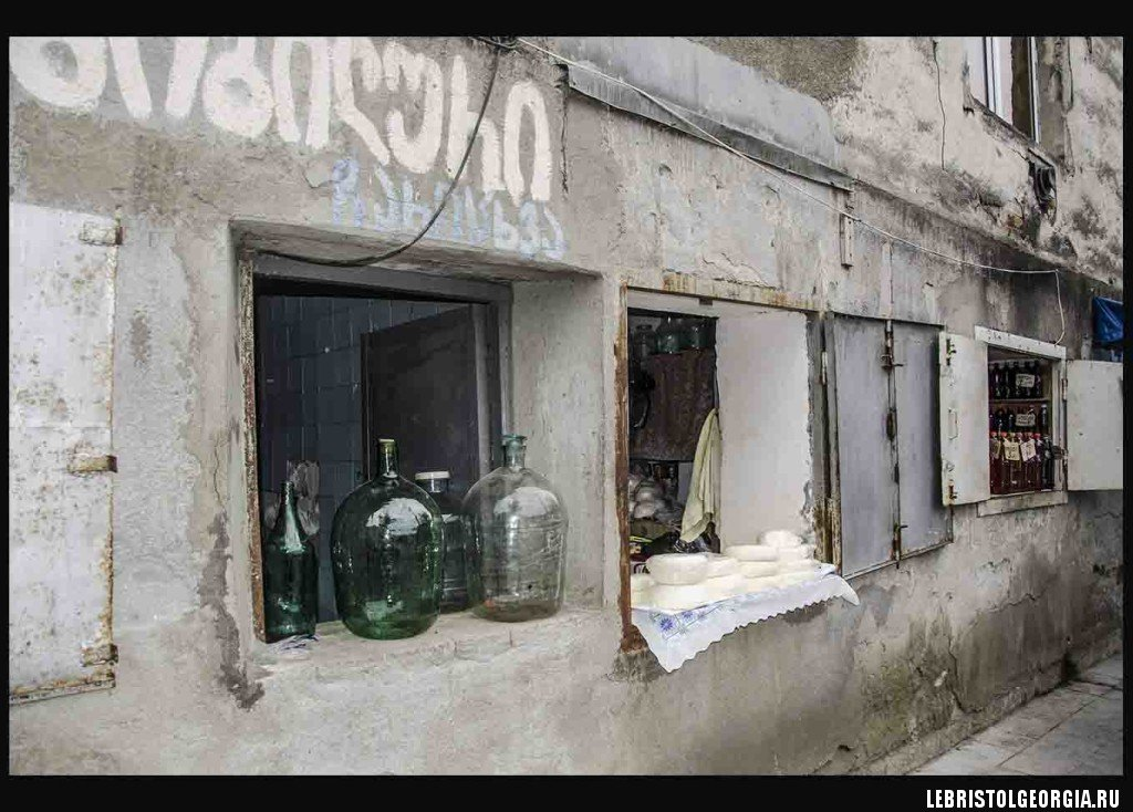 Фото достопримечательностей Кутаиси