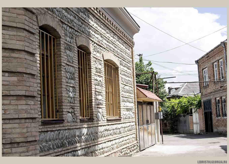 улица Паша Вшавела