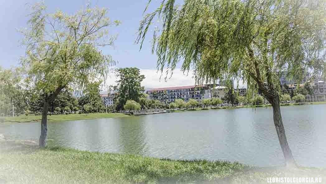6 мая парк в батуми