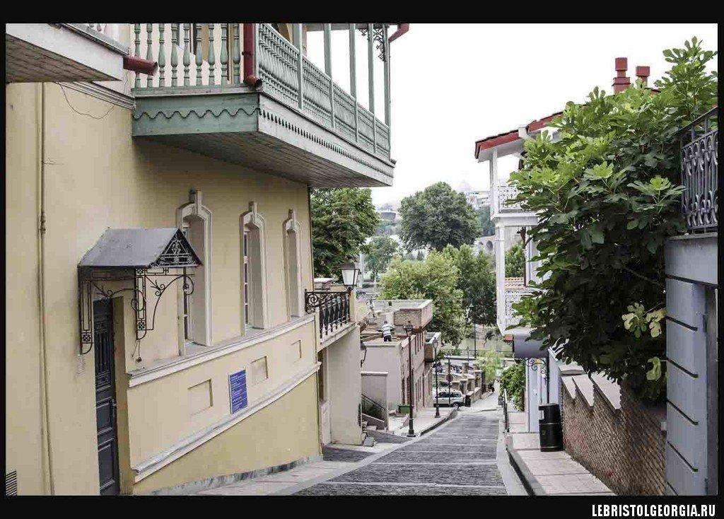 Ботаническая улица Тбилиси