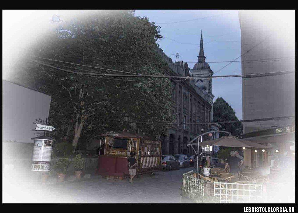 Фото Тбилиси Грузия