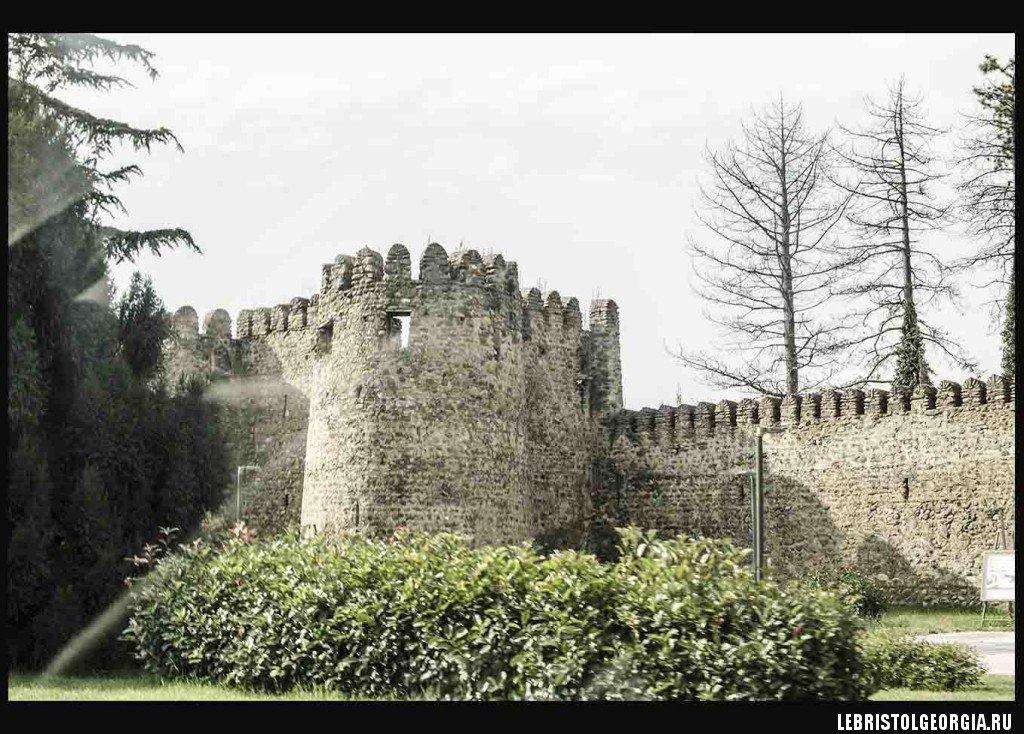 крепость Телави
