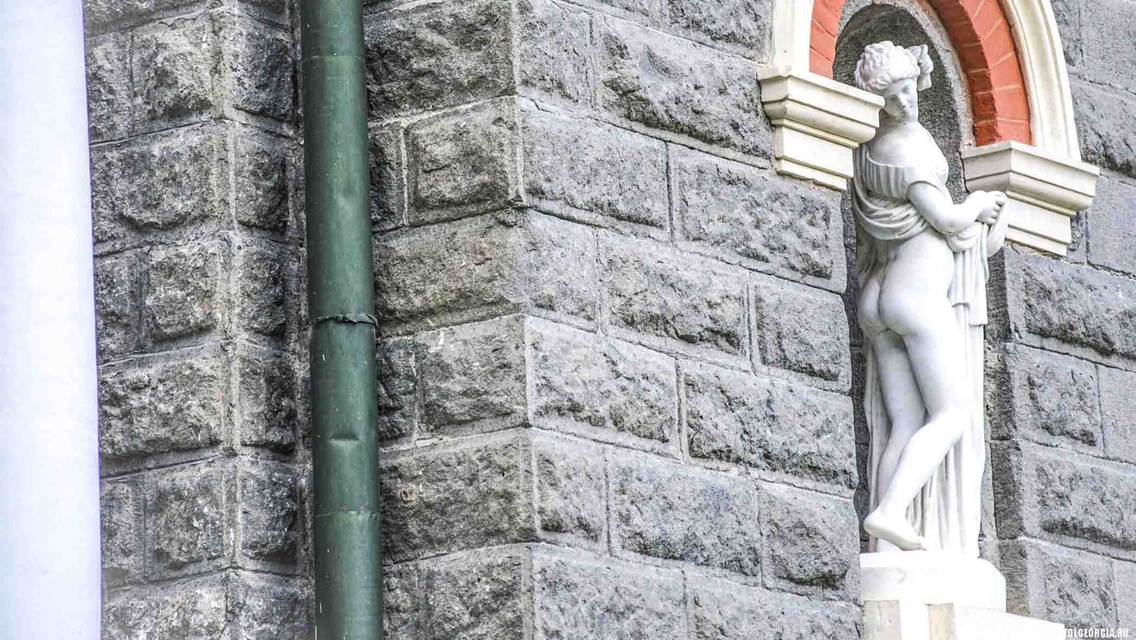 Дворец Романовых в Грузии