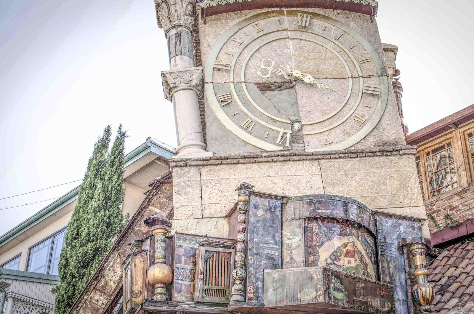 пьяная башня тбилиси