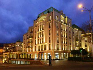 Лучшие отели Грузии