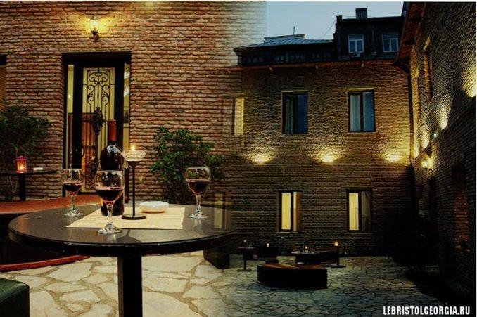 Tiflis Hotel