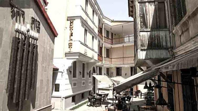 GEORGIA TBILISI GT HOTEL