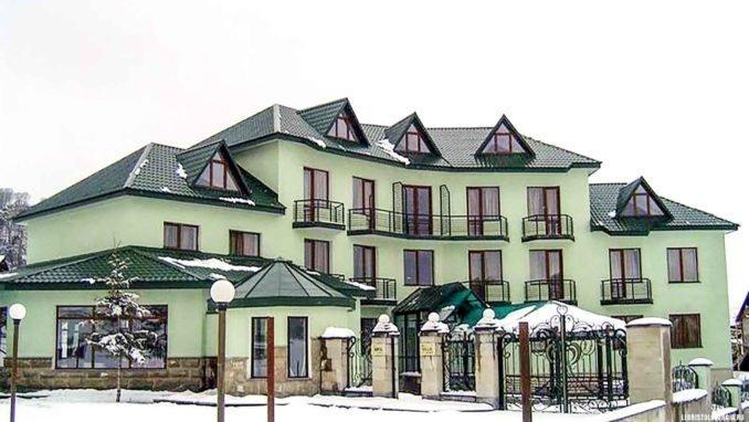 Bakuriani Villa palace