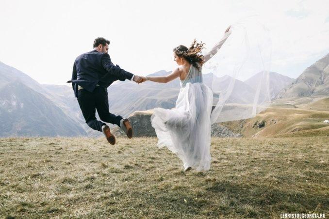 свадьба с акцентом